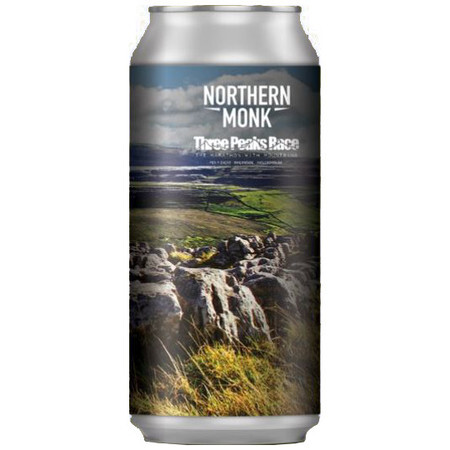 Northern Monk Brew Co. Three Peaks Mountain Race – Buy Beer online on EeBriaTrade.com