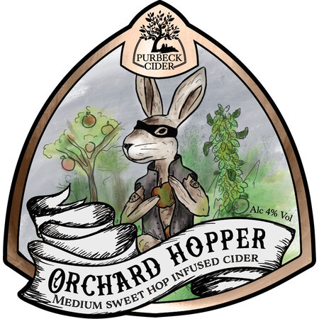 Purbeck Cider Company Orchard Hopper – Buy Cider online on EeBriaTrade.com