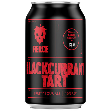 Fierce Beer Blackcurrant Tart – Buy Beer online on EeBriaTrade.com