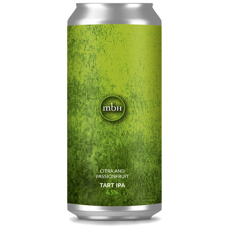 Mobberley Brewhouse Citra & Tart Passion Fruit IPA – Buy Beer online on EeBriaTrade.com