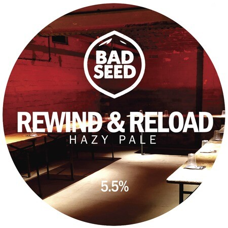 Bad Seed Brewery Rewind and Reload – Buy Beer online on EeBriaTrade.com