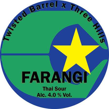 Twisted Barrel Farangi – Buy Beer online on EeBriaTrade.com