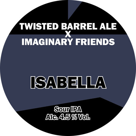 Twisted Barrel Isabella – Buy Beer online on EeBriaTrade.com