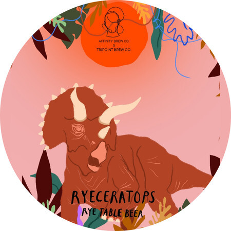 Affinity Brewing Company Ryeceratops – Buy Beer online on EeBriaTrade.com