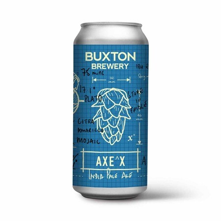 Buxton Brewery AXE^X – Buy Beer online on EeBriaTrade.com