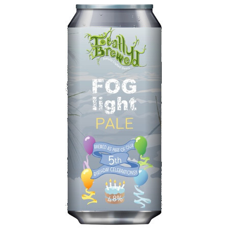 Totally Brewed Fog Light (BBE Aug 2019) – Buy Beer online on EeBriaTrade.com