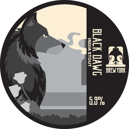 Brew York Black Dawg (Keg) – Buy Beer online on EeBriaTrade.com