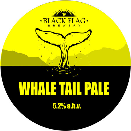 Black Flag Brewery Whale Tail Pale – Buy Beer online on EeBriaTrade.com
