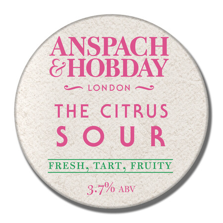 Anspach & Hobday The Citrus Sour – Buy Beer online on EeBriaTrade.com
