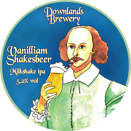 Downlands Brewery Vanilliam Shakesbeer – Buy Beer online on EeBriaTrade.com