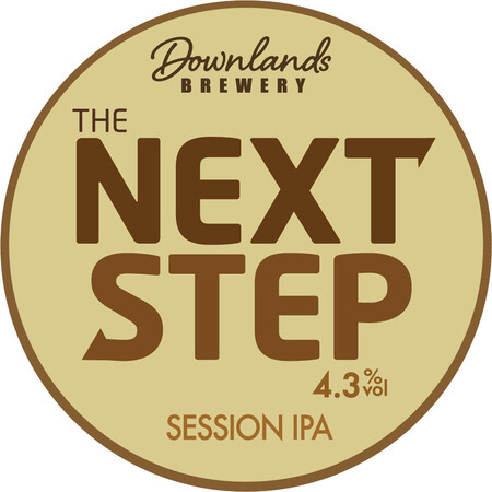Downlands Brewery The Next Step – Buy Beer online on EeBriaTrade.com