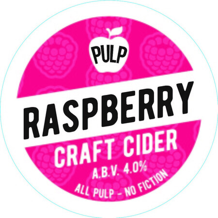 PULP Cider PULP RASPBERRY (30L) – Buy Cider online on EeBriaTrade.com