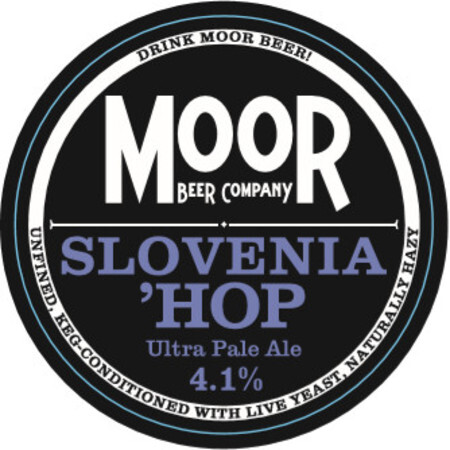 Moor Beer Company Slovenia'Hop – Buy Beer online on EeBriaTrade.com