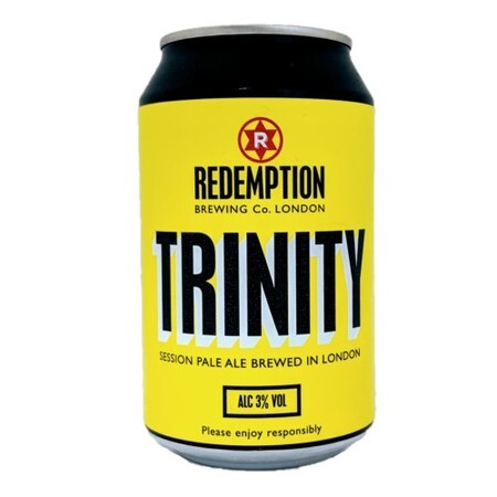 Redemption Brewing Co Trinity Session Pale Can – Buy Beer online on EeBriaTrade.com