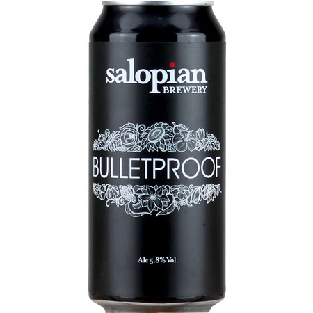 Salopian Brewery Bulletproof – Buy Beer online on EeBriaTrade.com