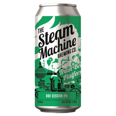 Steam Machine Brewing Co Train Beer: Platform 1 – Buy Beer online on EeBriaTrade.com