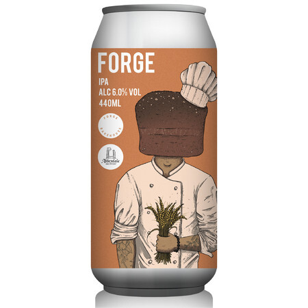 Abbeydale Brewery Forge - Ancient Grain IPA – Buy Beer online on EeBriaTrade.com