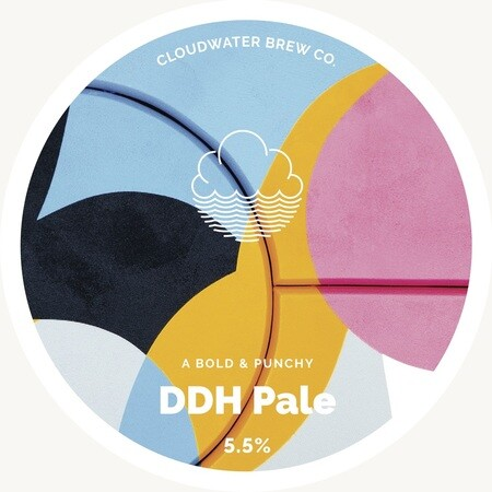 Cloudwater Brew Co DDH Pale (G. 690) (KEG) – Buy Beer online on EeBriaTrade.com