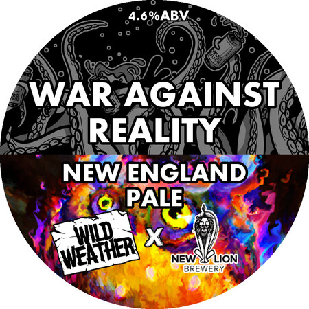 Wild Weather Ales War Against Reality - New England IPA – Buy Beer online on EeBriaTrade.com
