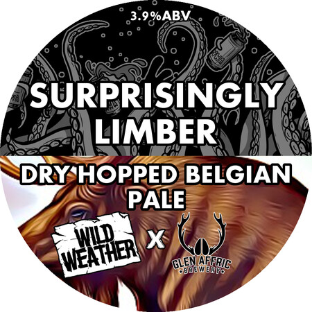Wild Weather Ales Surprisingly Limber - Dry Hopped Belgian Pale – Buy Beer online on EeBriaTrade.com
