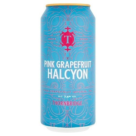 Thornbridge Brewery Pink Grapefruit Halcyon – Buy Beer online on EeBriaTrade.com