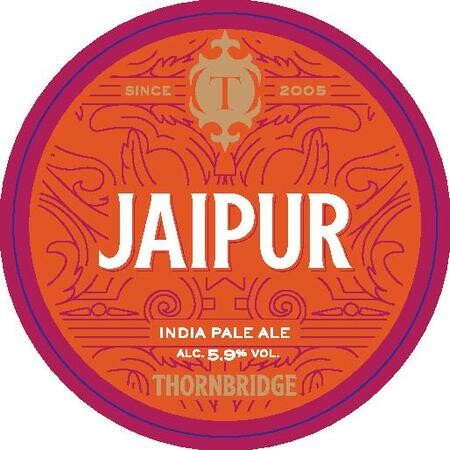 Thornbridge Brewery Jaipur (Keykeg) – Buy Beer online on EeBriaTrade.com