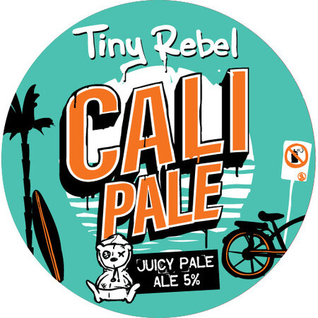 Tiny Rebel Brewing Cali Pale – Buy Beer online on EeBriaTrade.com