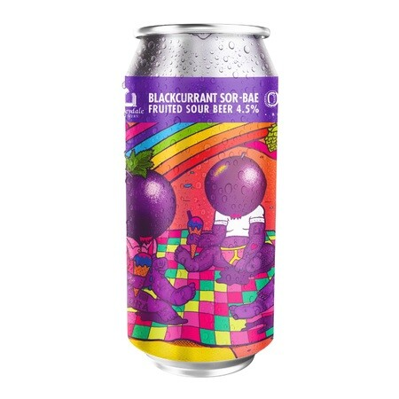 Abbeydale Brewery Blackcurrant Sor-Bae - ORA collab – Buy Beer online on EeBriaTrade.com