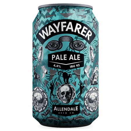 Buy Allendale Brewery GFPA | Buy Beer online direct from