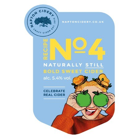 Napton Cidery Recipe No4 (20l) – Buy Cider online on EeBriaTrade.com