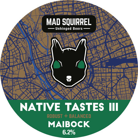 Mad Squirrel Native Tastes III – Buy Beer online on EeBriaTrade.com
