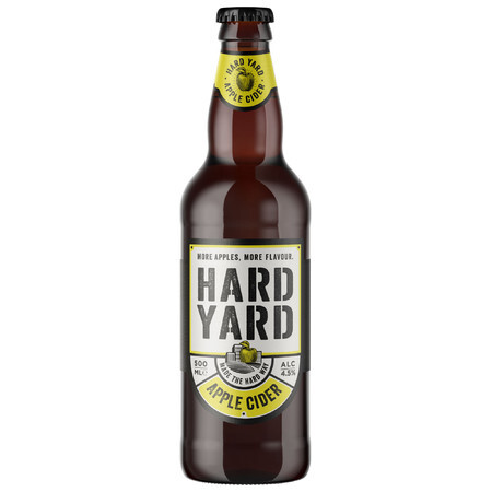 Tempted Cider Hard Yard Cider – Buy Cider online on EeBriaTrade.com