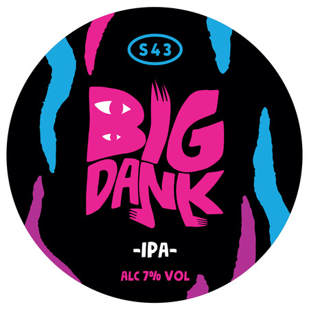 S43 Brewery Big Dank (IPA) – Buy Beer online on EeBriaTrade.com