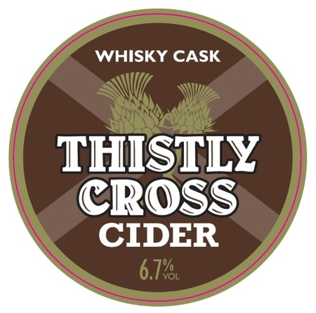 Thistly Cross Cider Whisky Cask (30l) – Buy Cider online on EeBriaTrade.com