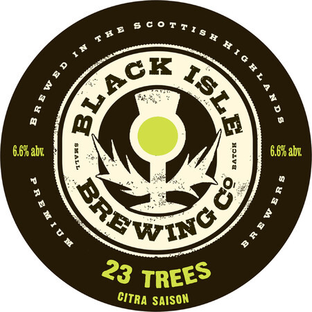 Black Isle Brewing Company 23 Trees – Buy Beer online on EeBriaTrade.com