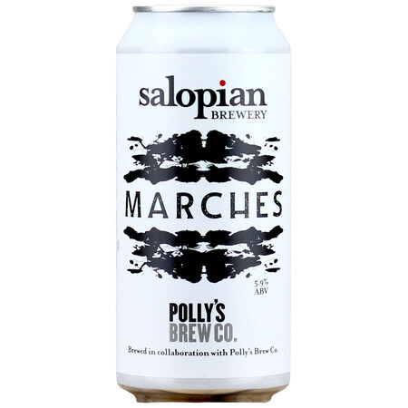 Salopian Brewery Marches – Buy Beer online on EeBriaTrade.com