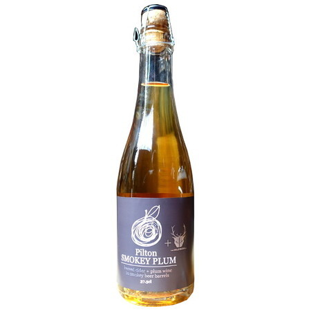Pilton Cider Smokey Plum – Buy Cider online on EeBriaTrade.com