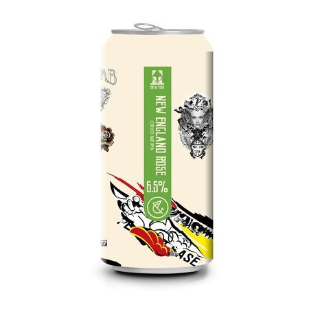 Brew York New England Rose (Cans) – Buy Beer online on EeBriaTrade.com