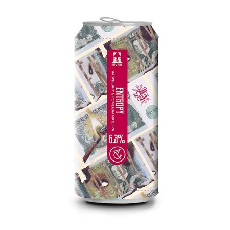 Brew York Entropy (Cans) – Buy Beer online on EeBriaTrade.com