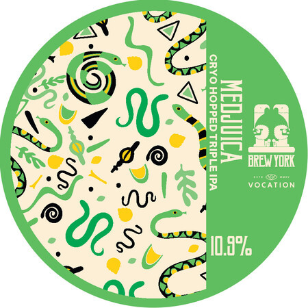Brew York Medjuica – Buy Beer online on EeBriaTrade.com