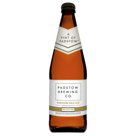 Padstow Brewing Co Padstow Pale Ale – Buy Beer online on EeBriaTrade.com