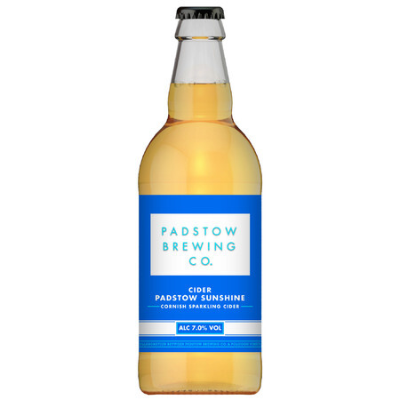 Padstow Brewing Co Padstow Sunshine Cider – Buy Cider online on EeBriaTrade.com