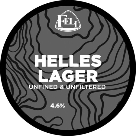 Fell Brewery Helles Lager – Buy Beer online on EeBriaTrade.com
