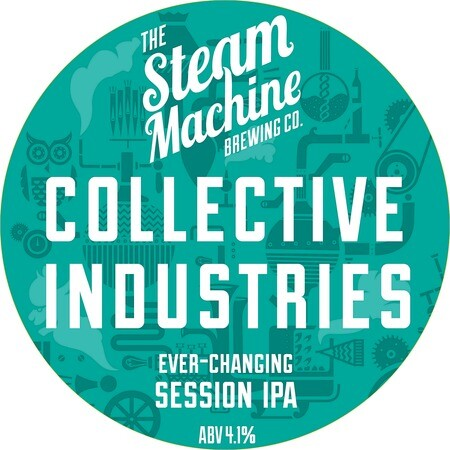 Steam Machine Brewing Co Collective Industries – Buy Beer online on EeBriaTrade.com
