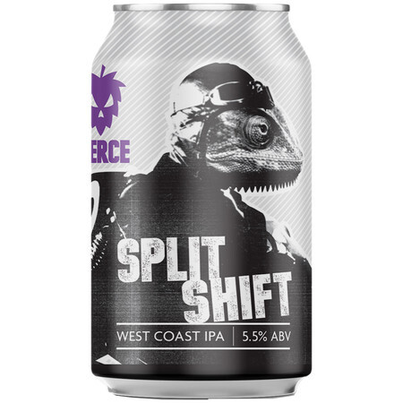 Fierce Beer Split Shift (GF) – Buy Beer online on EeBriaTrade.com