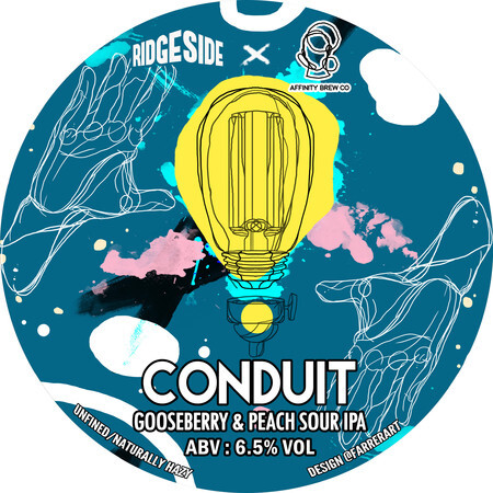 Ridgeside Brewing Co CONDUIT – Buy Beer online on EeBriaTrade.com