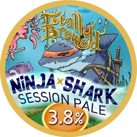 Totally Brewed Ninja Shark – Buy Beer online on EeBriaTrade.com