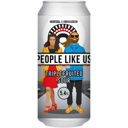 Gipsy Hill Brewing Co People Like Us  – Buy Beer online on EeBriaTrade.com