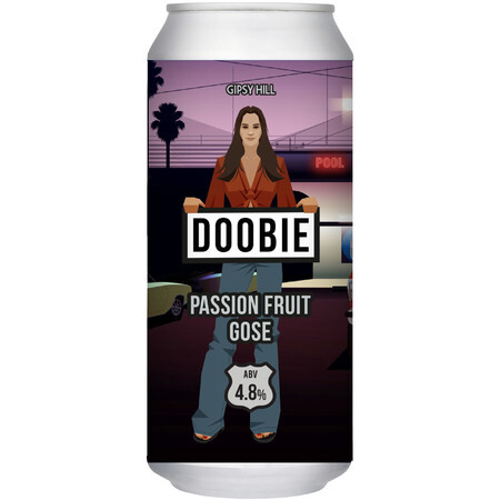 Gipsy Hill Brewing Co Doobie – Buy Beer online on EeBriaTrade.com