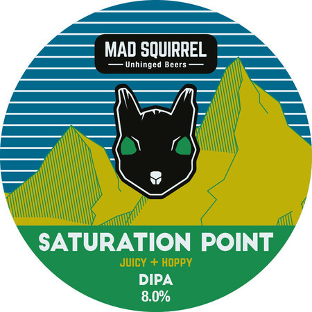 Mad Squirrel Saturation point  – Buy Beer online on EeBriaTrade.com